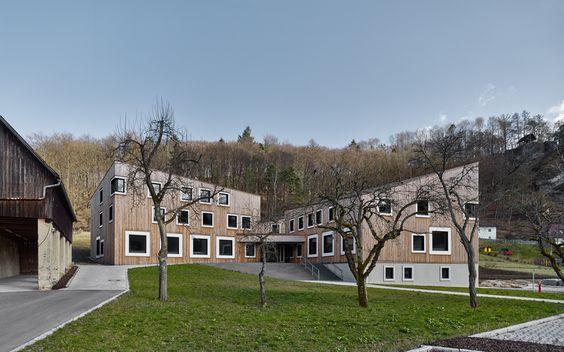 Bau der Woche: Fraunhofer-Forschungscampus Waischenfeld - Barkow Leibinger