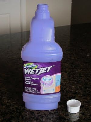 swiffer refill solution