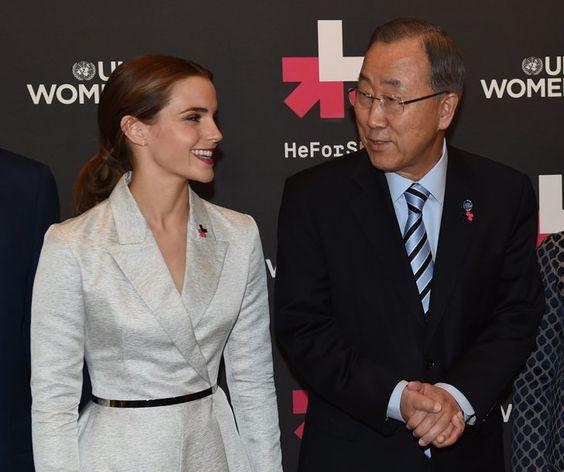 Pin for Later: Emma Watson kämpft für die Gleichberechtigung von Frauen