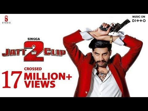 Jatt Di Clip 2 Singga Official Video Western Penduz Ditto Music St Studios Youtube New Song Download Mp3 Song Download Songs