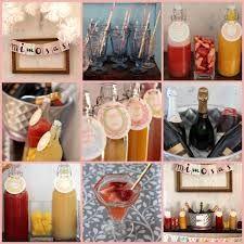champagne brunch decor - Google Search