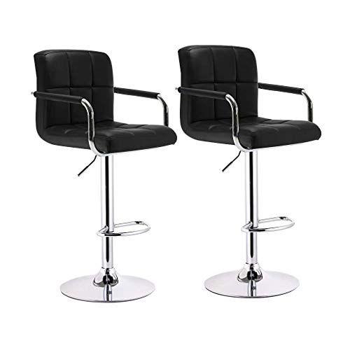 Casual Seating Chair Bar Chair 2 Piece Cover Lift Chair Home Modern Minimalist Bar Chair Backrest High Stool Leisure Bar Chair Bar Chair Bossl Foot Rest Chair
