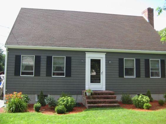 Exterior Paint Color Combinations | Exterior House Paint Color Combinations  | Lowes Exterior Color | Pinterest | Exterior Paint Color Combinations, ...