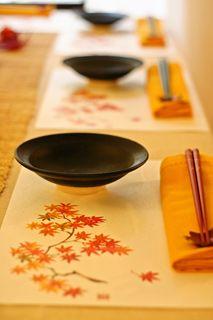 Autumn Wa Table Styling/秋の和のおもてなしコーディネート