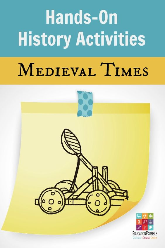 Resources downloads for teaching history medieval