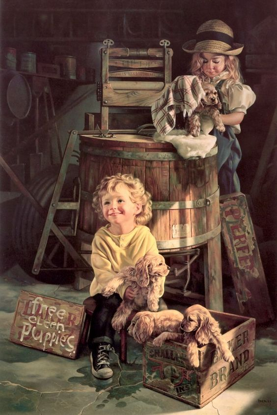 """Bob Byerley: """"Mom, Dad, I decided that I'm not a doctor, I'm an artist Silence ...."""" 