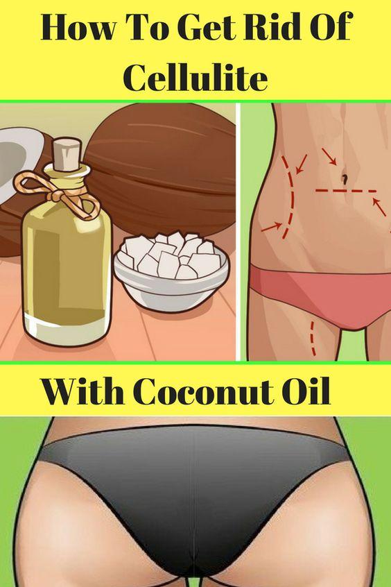 #coconut#oil#cellulite#