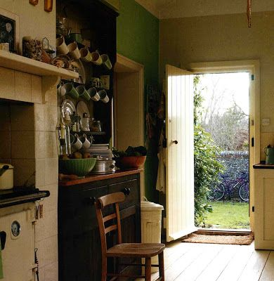 Donna's Art at Mourning Dove Cottage: English Country Charm