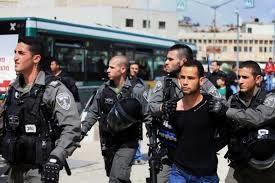 قوات الإحتلال تعتقل خمسة مقدسيين من القدس - http://www.watny1.com/367126.html