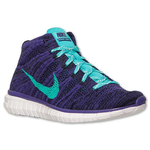 salomon textile - Women's Nike Free Flyknit Chukka Running Shoes - 639699 500 ...