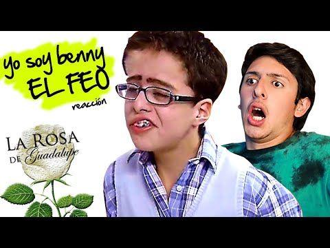 Yo Soy Benny El Feo La Rosa De Guadalupe Jexs Youtube Rosa De Guadalupe Playas Hermosas Feos