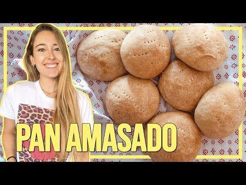 Amasado Casero Chileno Cómo Con Fácil Hacer Manteca Pan Pan Casero Sin Levadura Fresca Rápido Receta Sin In 2020 Hamburger Bun Bread Food