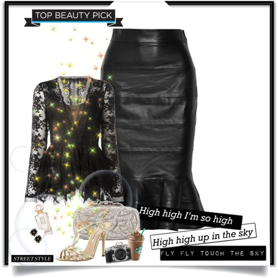 """Some Things A Girl Just Can't Live Without..."" by glendac on Polyvore"