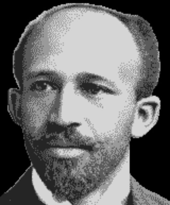 a biography of william edward burghardt du bois a civil rights fighter This informational paper intends to trace the major trajectories of du bois' life which contributed in framing the course of the civil rights movement and.