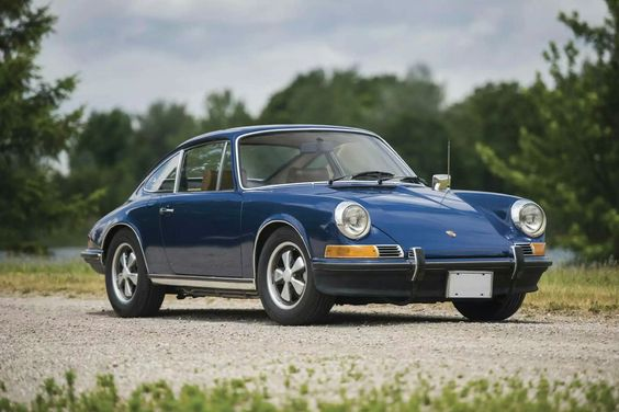 1972 Porsche 911 S Coupe This is for sale by Sotheby's in Auction.. Any takers 😊