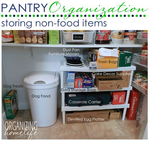 9 Tips For A Perfectly Organized Pantry: Pinterest • The World's Catalog Of Ideas