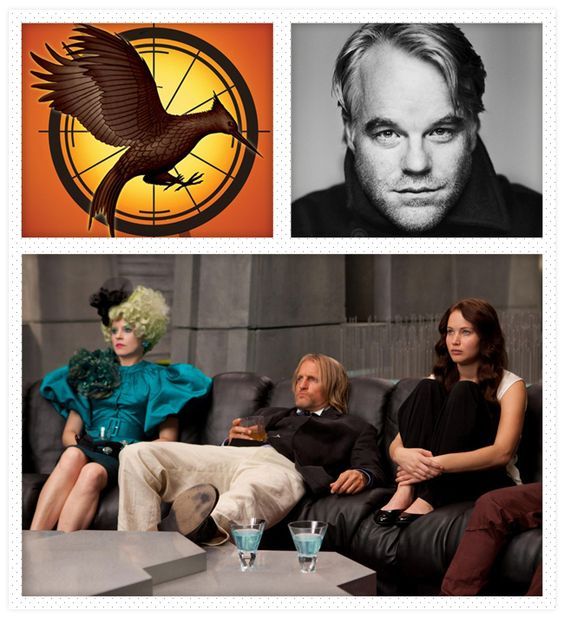 Philip Seymour Hoffman is Plutarch Heavensbee! #hungergames