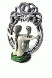 Alchemy Of England – Speculum Wall Mirror