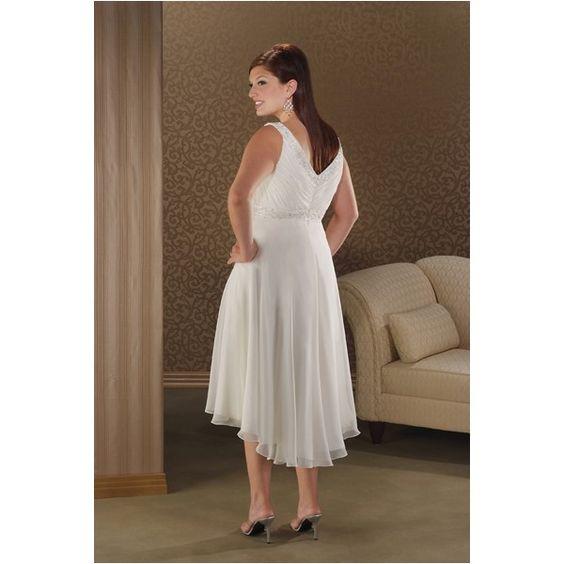 Wedding dresses for plus size older brides bride plus for Plus size wedding dresses for mature brides