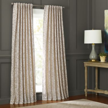 Marthawindow Morning Tide Grommet Top Curtain Panel Found
