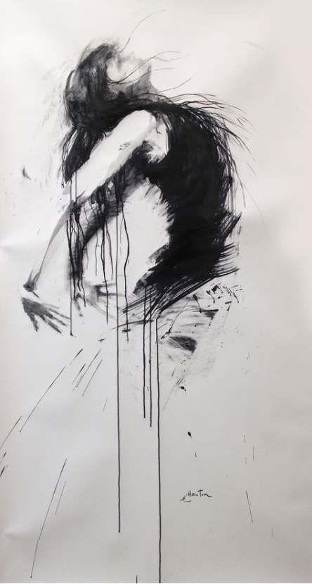 Trendy drawing portrait oil 30 Ideas #drawing