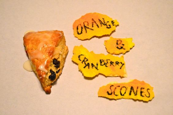 ... icing | munch | Pinterest | Cranberry Scones, Scones and Passion
