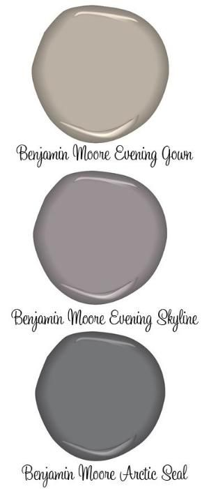 Benjamin Moore for fall by maggie