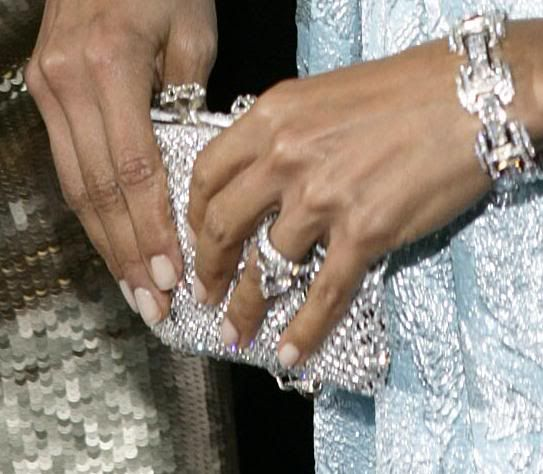 He Put A Big Ol Ring On It Celebs With Huge Engagement Rings