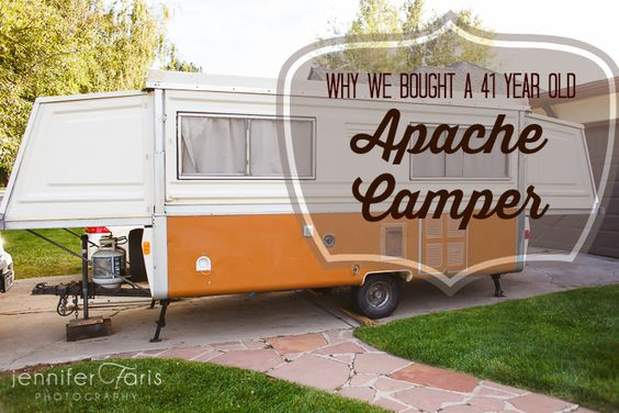Campers Year Old And We On Pinterest
