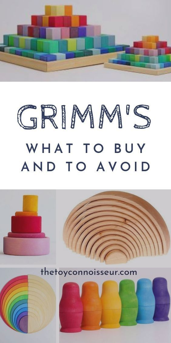 Toys For 1 Year Olds There Are So Many Options Grimm S Make Some Of The World S Best Wooden Toys And The Wooden Toys For Toddlers Toys By Age Grimm S Toys