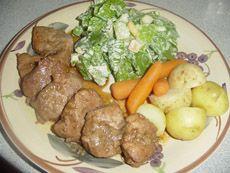 Filet de porc à la teriyaki