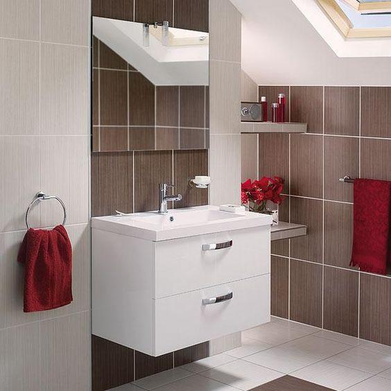 modle nano ensemble meuble de salle de bains lapeyre - Tabouret Salle De Bain Lapeyre