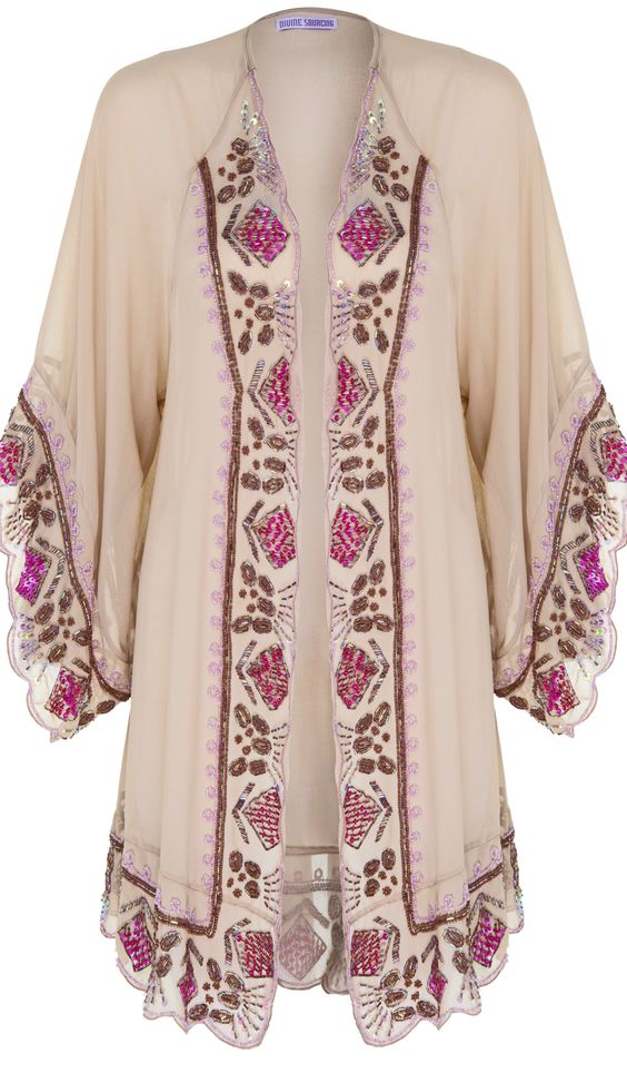 Kimonos How To Wear And Different Types Of On Pinterest