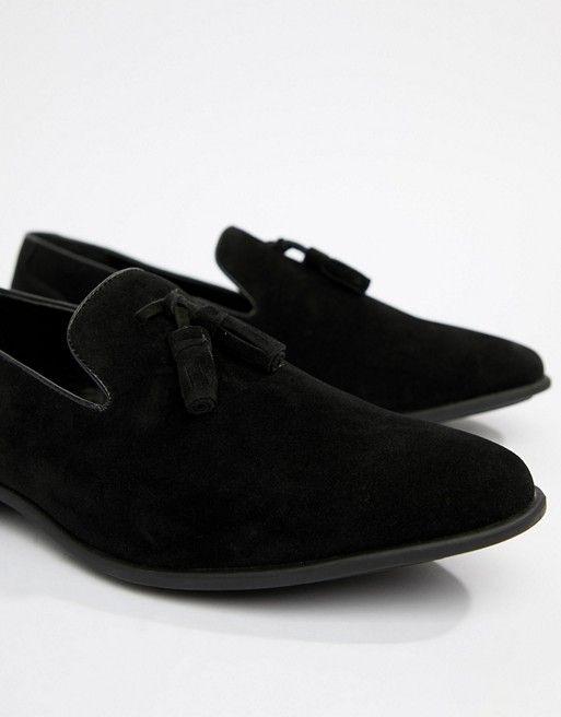 ASOS DESIGN tassel loafers