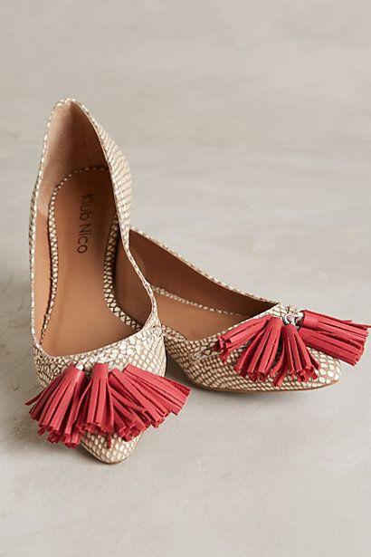 Magical Flat Shoes