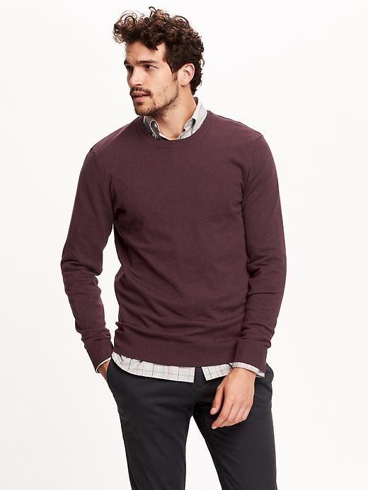 Crew,Neck Sweater