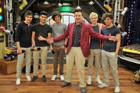 1D and Paul's son :P