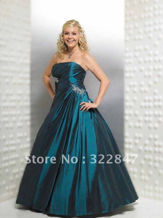 New Design Taffeta Long Dark Green Plus Size Bridesmaid Dresses/ bridesmaid dresses plus size/bridemaid Gown  BM43 on AliExpress.com. $117.69
