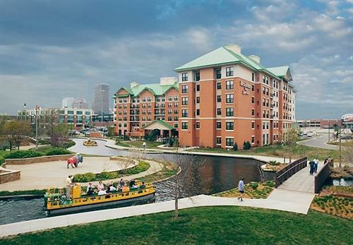 Residence Inn By Marriott Oklahoma City Downtown Bricktown Hotels Pet Friendly