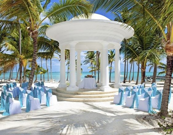 Wedding in Dominican