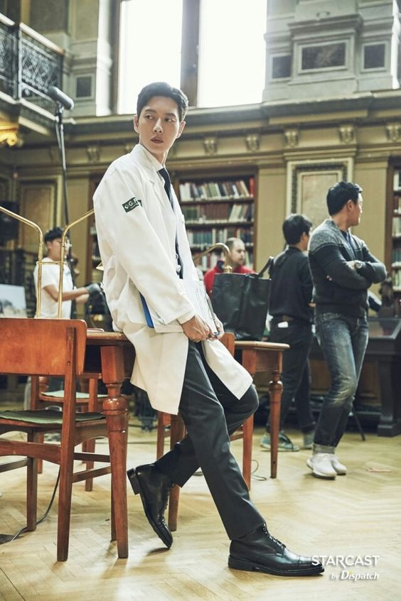 park hae jin 박해진 朴海鎮 man to man behind the scene: