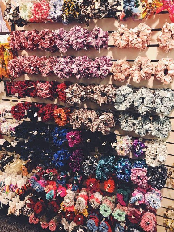 scrunchies #accesories