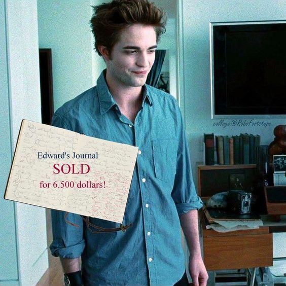 Pin By Cuteness On Edward Cullen Twilight Funny Harry Potter Vs Twilight Twilight New Moon