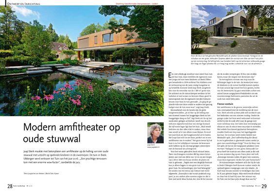 Jaap Sterk Hoveniers Tuin van het Jaar 2016