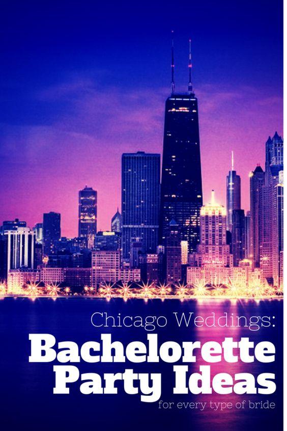 Chicago Bachelorette Party ideas