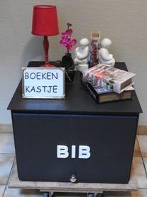 Boekenruilkastje Grembergen Dendermonde 5