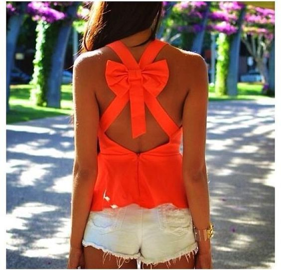 Found on Wheretoget  Too too cute! Love the color too! ❤