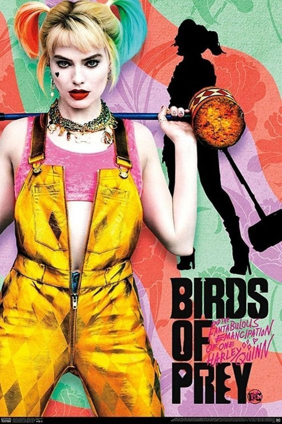 Pin On Ver Birds Of Prey Aves De Presa 2020 Pelicula