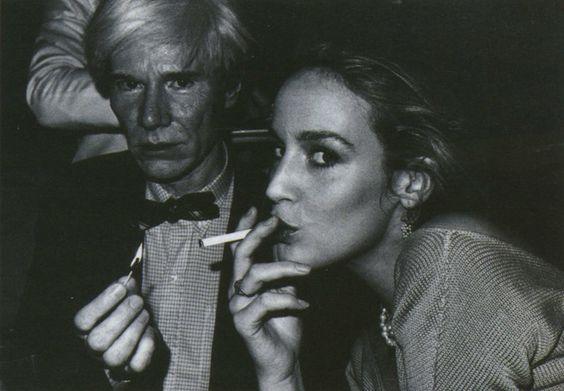 Warhol jerry hall image by groovymom on Photobucket
