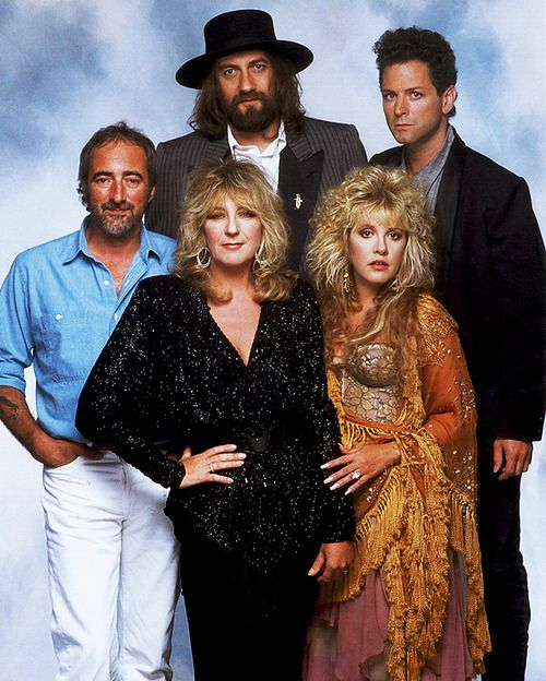 Fleetwood Mac- Saw them in 2004, best concert I have ever been to , and I've been to many over the last 30 some years